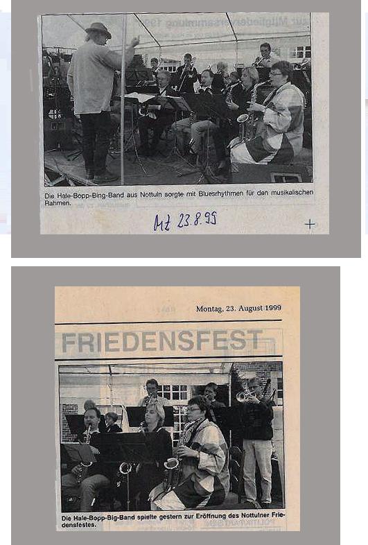 Pressemeldung vom 23.08.1999
