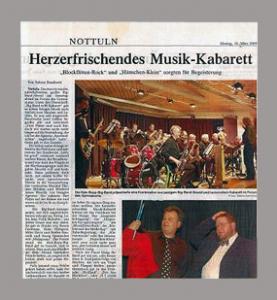 Pressemeldung vom 14.03.2009
