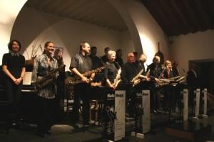 2008 Auftritt im Marienhof Baumberg