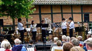 Brass in Sendenhorst