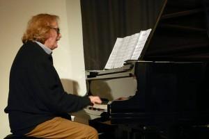 2011 Proben zum Swinging December Konzert