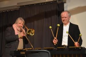 Swinging December Konzert 2012