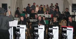 Bild vom Auftritt im Gasthof Denter am 03.10.2003